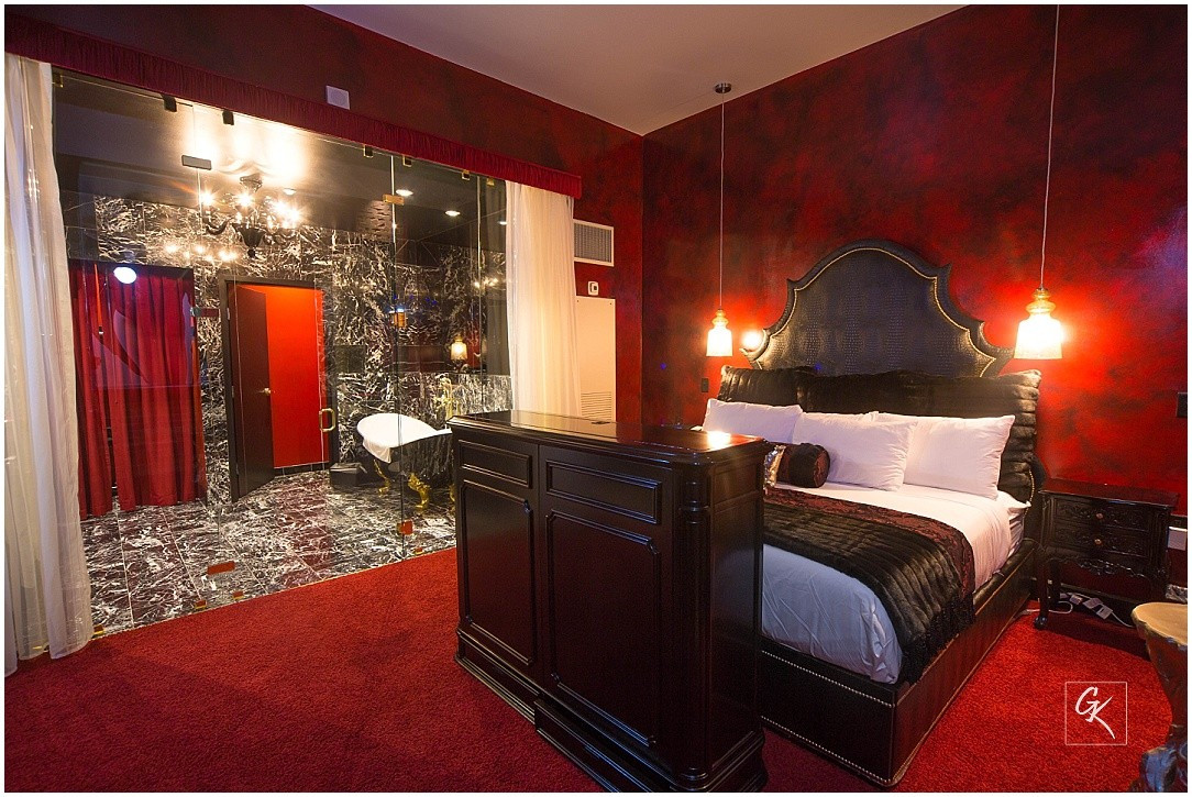 The Saint Hotel New Orleans Lucifer Suite