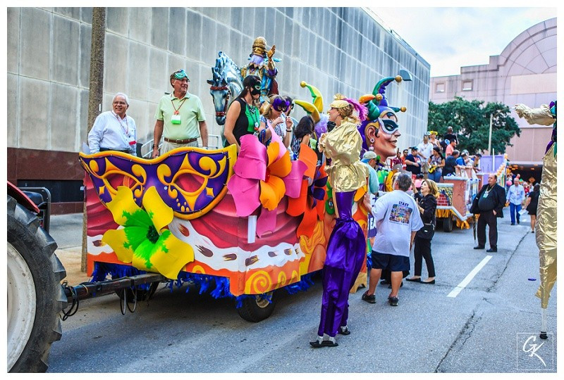 Blue Star Technology| Parade| New Orleans