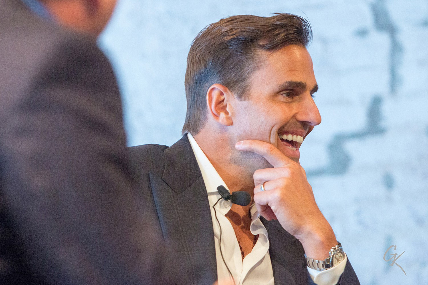 Bill Rancic | Capital One | The Chicory