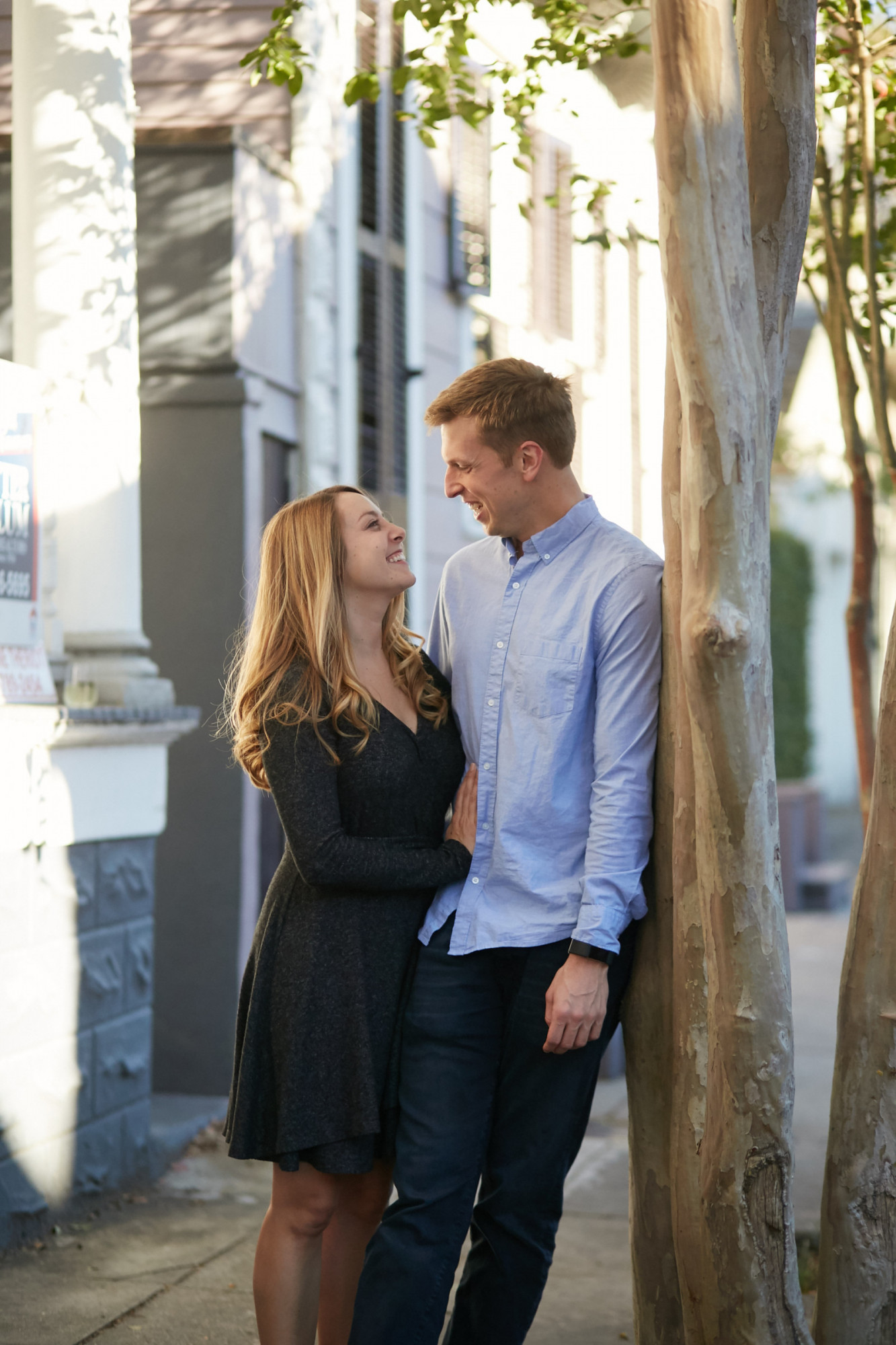 Christa and Jon | Engaged | French Quarter