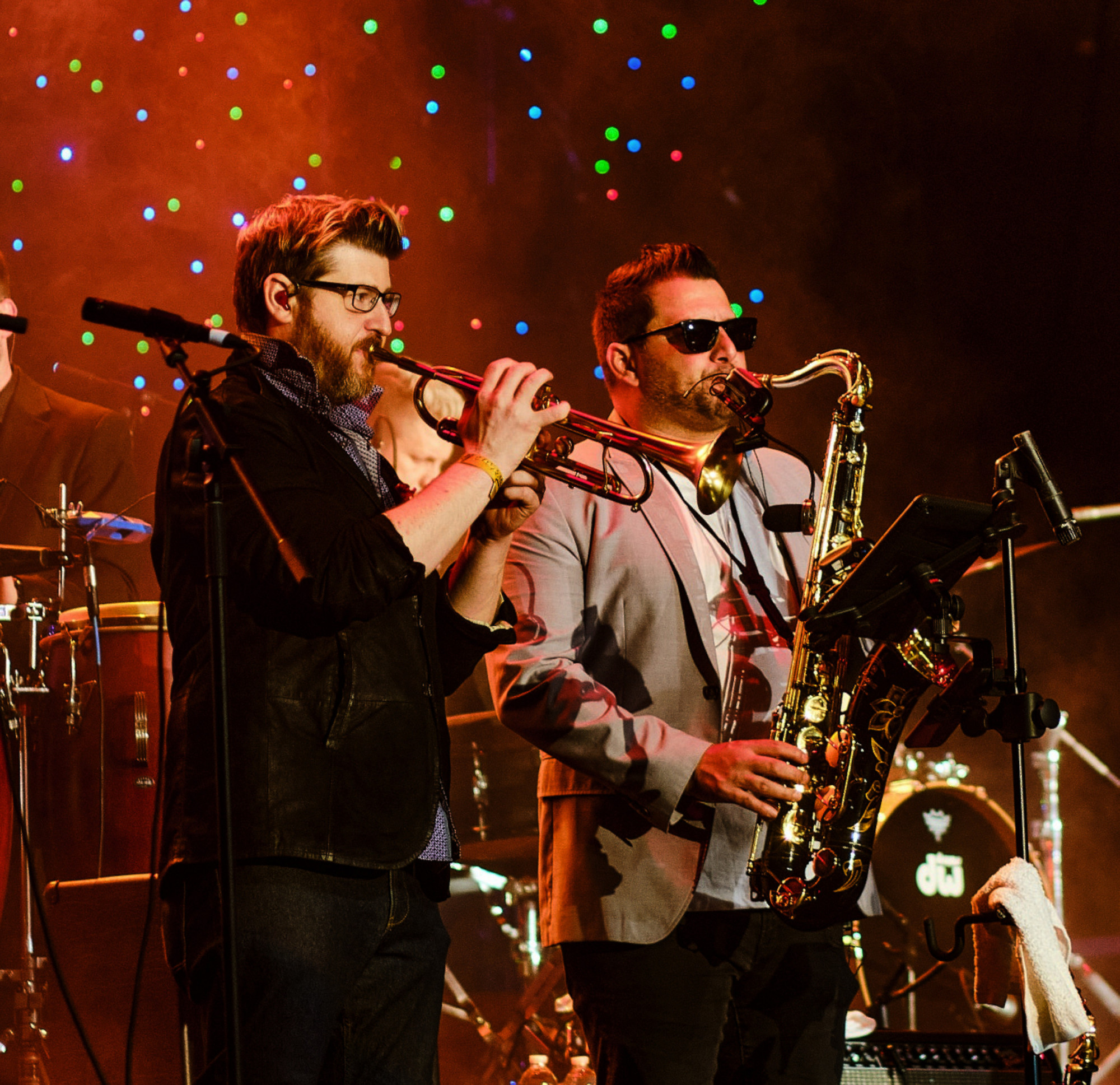 The Mixed Nuts : Orpheus Mardi Gras Ball