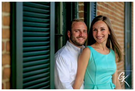 Rebecca & Anthony|Engagement| New Orleans